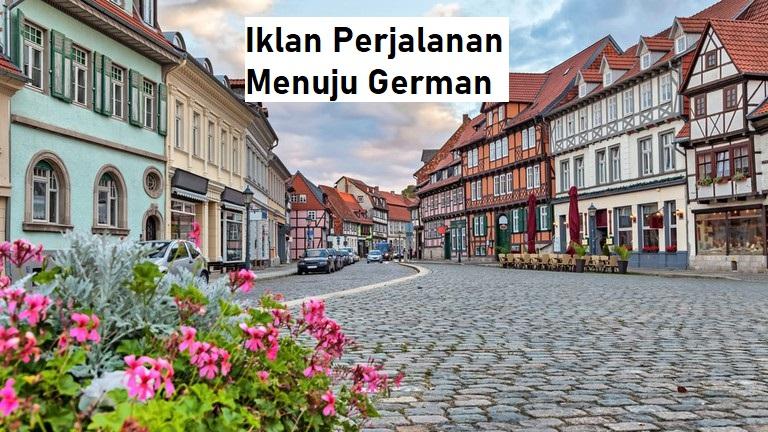Iklan Perjalanan Menuju German