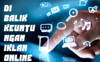 Di Balik keuntungan Iklan Online